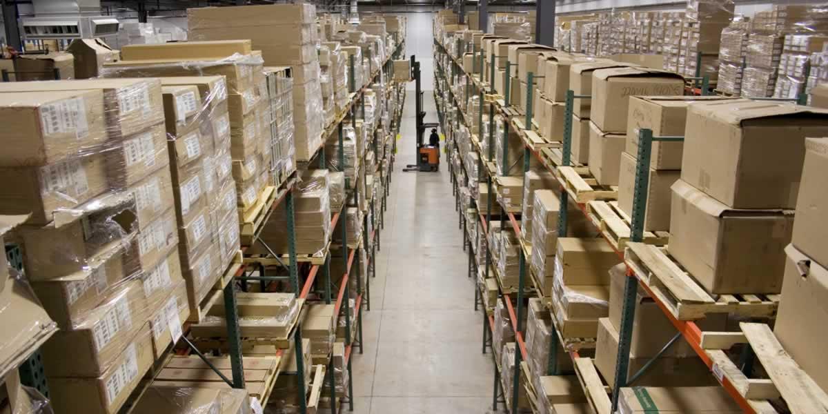 Warehouse-accounting